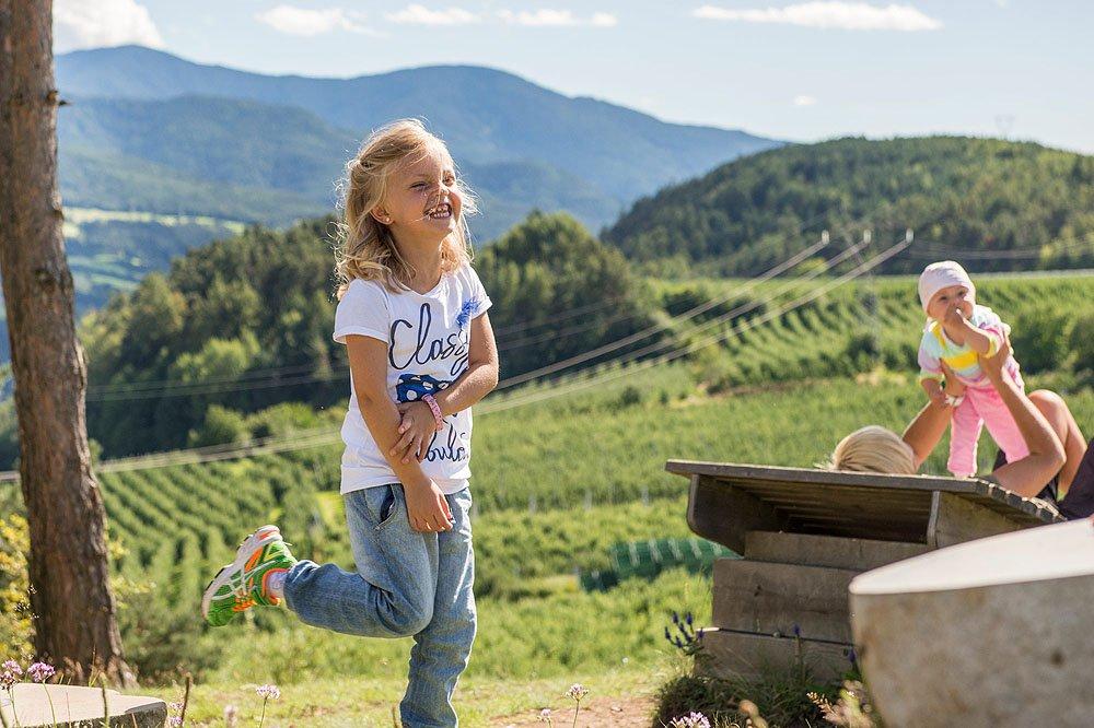Relax, sole e natura – Vacanze sul maso Walderhof