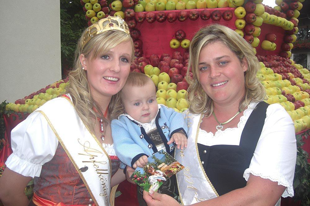 Königliches Fest im Blütenzauber