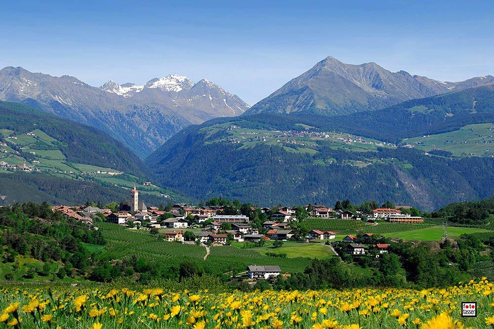 Urlaub in Natz / Schabs – Südtirol